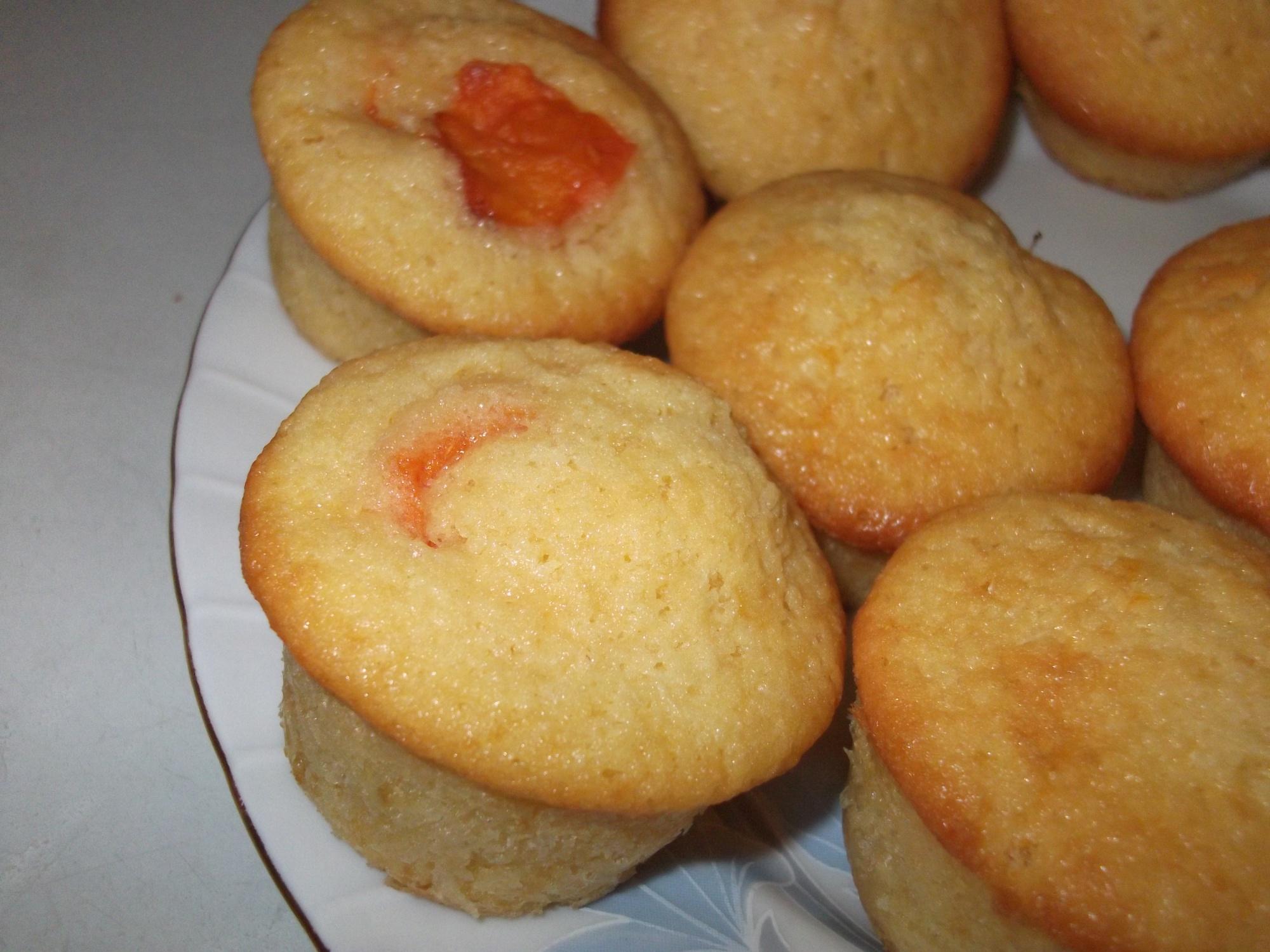 Apricot muffins recipe